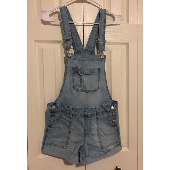 Blue Spice Denim - Blue Spice Overall Shorts